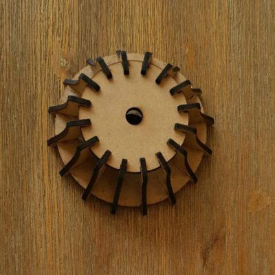Wood Ceiling Cap